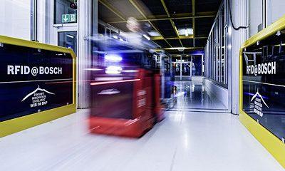 Bosch: RFID' i kullanan ilk Termoteknik Fabrika Manisa'da!