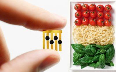 RFID etiketleri ile yiyeceklerin bozulup bozulmadığı kontrol edilebilecek