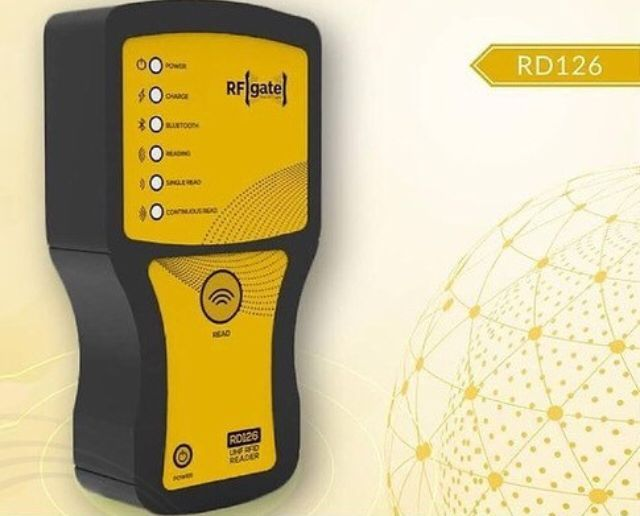 RFGATE RD126 UHF RFID MOBILE READER